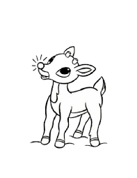 Small Picture reindeer coloring pages pdf Archives Best Coloring Page