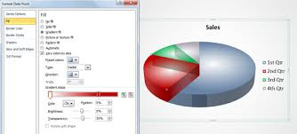 How To Do A Pie Chart In Powerpoint How To Change Pie Chart Colors In Powerpoint