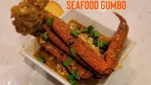 SEAFOOD GUMBO - YouTube