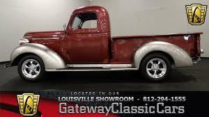 1940 Chevrolet Truck - Louisville Showroom - Stock # 1181 - YouTube