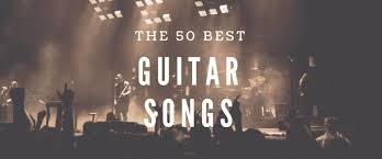 Lastly, if you think i may have missed any great acoustic songs in the list above, don't forget to leave a comment below. The 50 Best Guitar Songs Ever From Different Eras Genres