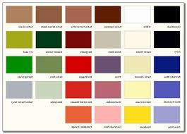 10 Abiding Krylon Paint Colors Chart
