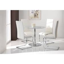 Glass Kitchen Tables Round Round Dining Tables Next Day Delivery Round Dining Tables From