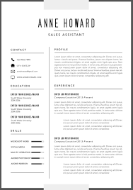 College Student Modern Resume The Best Modern Resume Templates For 2016 Google Docs Classic Tem