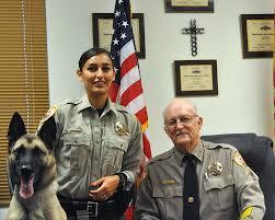 Arizona Correctional Officer New K9 Unit At Sheriffs Office Parker Live