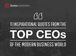 11 Quotes From Steve Jobs Larry Page And Other Top Ceos That Will