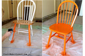 painted dining room furnitureDining Table  Chairs Refinish Transformation Tuesday  Find it
