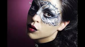 masquerade ball mask makeup tutorial