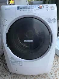 Máy giặt Toshiba Z81SR sấy block cao cấp - chodocu.com