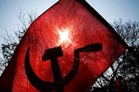 Image result for logo and cartoon of communists of india