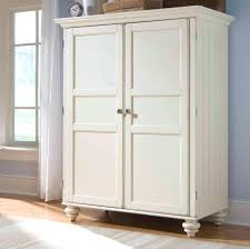 contemporary computer armoire desk computer armoire. Armoires: Computer Armoire Desk Cabinet Contemporary Perfect White For Living Room