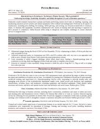 Best Ideas of Sample Resume With Accomplishments Section With Letter  Template