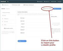 ⛃ 40 Linkedin Import Resume Mesmerizing How To Upload Resume On Linkedin