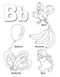 letter a coloring pages for preschoolers letter b coloring pages letter n coloring pages preschool