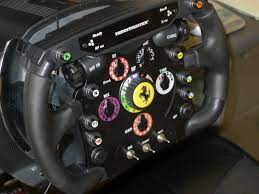 Ferrari f1 steering wheel explained (+ italian video). Ferrari F1 Wheel Review Gaming Nexus