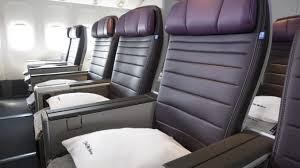United Economy Plus Seating Chart United Airlines Starts Selling Tickets In New Premium