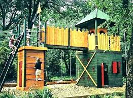 outdoor play fort kids outdoor fort ideas large backyard forts outdoor wooden play forts