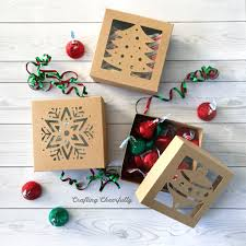 Download now the free icon pack 'christmas gifts'. Diy Christmas Boxes With Free Cut File Crafting Cheerfully