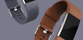 fitbit charge 2 leather bands