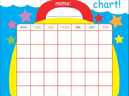 Potty Training Charts For Kids Free Print Out Reward Chart For Your Potty Training Toddler
