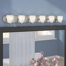 Vanity lighting for bathroom Double Quickview Wayfair Bathroom Vanity Lighting