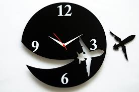 wall clock modern contemporary pictures – wall clocks