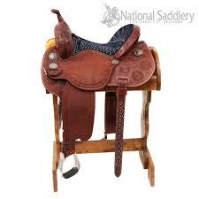 lisa lockhart barrel saddle 14 seat
