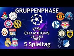 August, wird ab 18:00 uhr die gruppenphase der champions. Fifa Champions League 2019 Gruppenphase 5 Spieltag Gruppe A D Marcsarpei Youtube