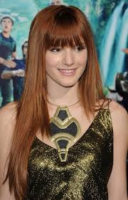 bella thorne long hairstyle straight hair with bangs