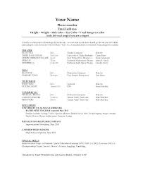 Resume Templates Microsoft Word 2013