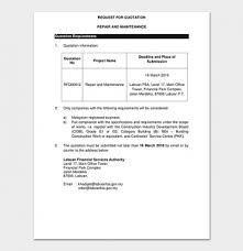 Services Quotation Template Quote Templates Free Quotation Template For Word Excel