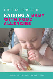 Raising a Baby with Food Allergies | All Things Parenting ...
