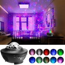 Wave Light Projector Details About Bluetooth Speaker Ocean Wave Led Night Light Projector Lamp For Party Bedroom