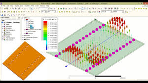 Hfss Filter Design Substrate Integrated Waveguide Siw Hfss Simulation