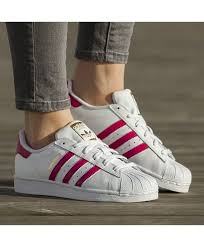 adidas shoes superstar 2015. adidas original superstar junior pink white shoes 2015
