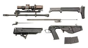 Bullpup Trigger Design With A Little Aftermarket Support The Keltec Rdb Would Be