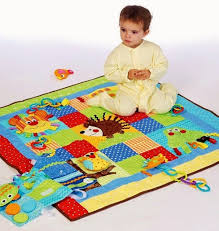 Wee Ones' Play Quilt Pattern Baby Play Mats Pattern & 🔎zoom Adamdwight.com