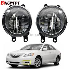 2006 Toyota Highlander Fog Light Kit Us 18 24 24 Off 2pcs Pair Left Right Car Driving Front Led Fog Light For Toyota Camry 2006 2012 In Car Light Assembly From Automobiles