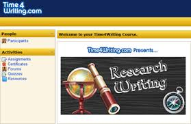 high school research paper writing course timewriting course overview