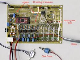 cvs ribbon this program is a kurzweil pc2srib ribbon controller there are three variables that are adjusted for specific ribbon and diode characteristics