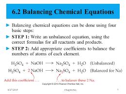 balancing equations worksheet pice hall 144181 myscres