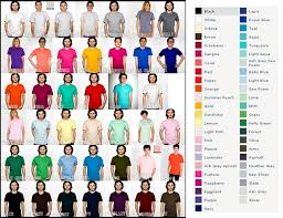 34 Surprising Tie Color Matching Chart