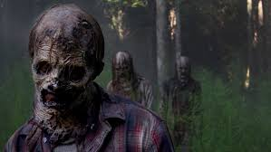 how the walking dead brought the whisperers to life