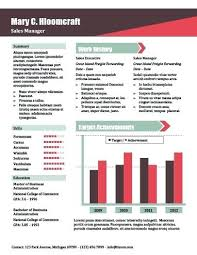 Editable Resume Template Amazing Sales Report Resume Template Infographic Free Download Editable