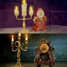 breathtaking beauty and the beast chandelier diy
