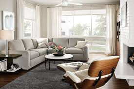 view in gallery classic sectional sofa from room board