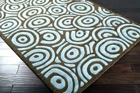 elegant brown and white area rug for blue brown white area rug blue and brown area