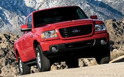 2009 Ford Ranger Towing Capacity Chart 2009 Ford Ranger Specs