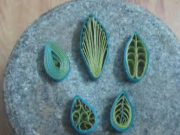 how to make quilling leaves 5 different types quilling thank you so much to my followers who have been asking me to make this tutorial finally i get a chance to do it for you