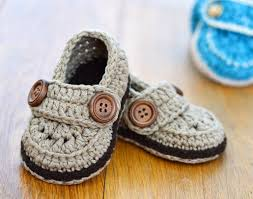 Baby Booties Crochet Pattern Simple Decorating Design